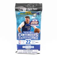 2020/21 Panini Contenders NBA Basketball Retail Fat Pack