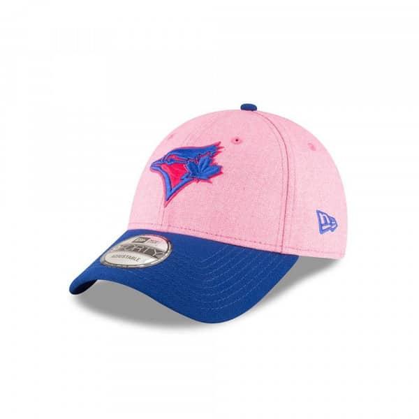 new concept 2a4f3 7177b ... hat has the new york bf518 1f2a0  shopping toronto blue jays 2018  mothers day 9forty mlb cap c1163 b3e49