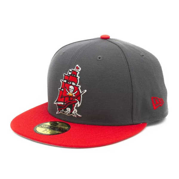 Tampa Bay Buccaneers Alternate Logo 59FIFTY Fitted NFL Cap