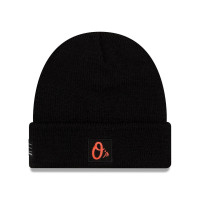 Baltimore Orioles 2018 On-Field Sport Knit MLB Wintermütze