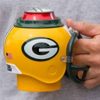 Green Bay Packers NFL FanMug