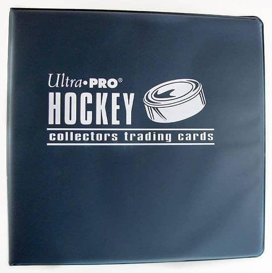 "Ultra Pro 3"" Collectors Cards Album Eishockey"