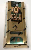 2019 Panini Gold Standard Football Hobby Box NFL
