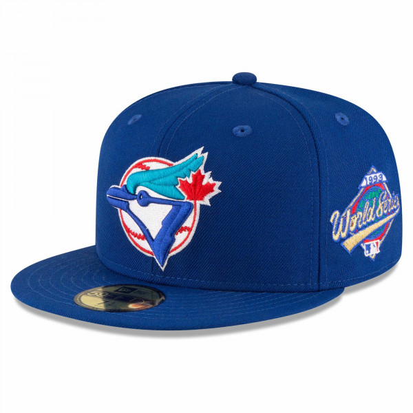 Toronto Blue Jays 1993 World Series Cooperstown 59FIFTY Fitted MLB Cap