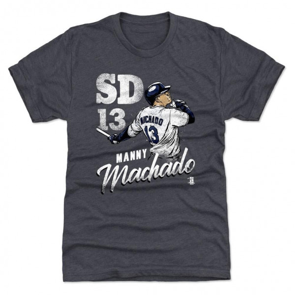 Manny Machado San Diego Team MLB T-Shirt