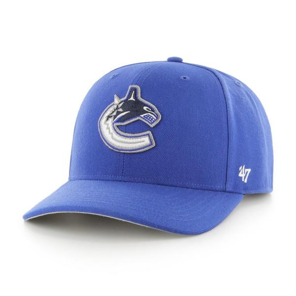 Vancouver Canucks Cold Zone '47 MVP DP Snapback NHL Cap