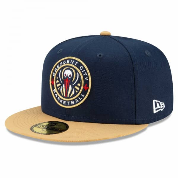 New Orleans Pelicans Authentic 2021 NBA Draft New Era 59FIFTY Fitted Cap