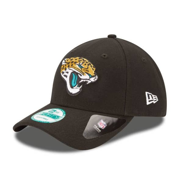 brand new 5a9b5 87cd3 New Era Jacksonville Jaguars First Down Adjustable NFL Cap   TAASS.com Fan  Shop