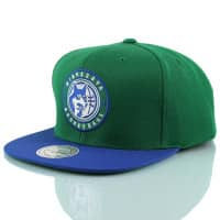 Minnesota Timberwolves Circle Patch Snapback NBA Cap