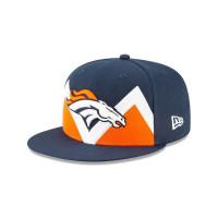 Denver Broncos 2019 NFL Draft On-Stage 9FIFTY Snapback Cap