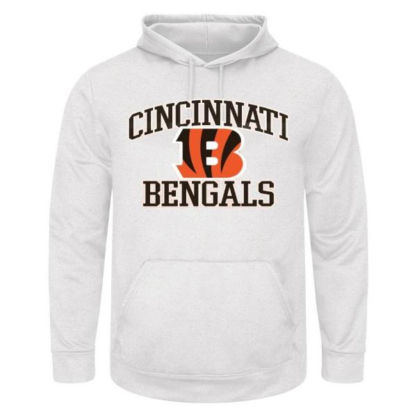 Cincinnati Bengals Treser Hoodie NFL Sweatshirt