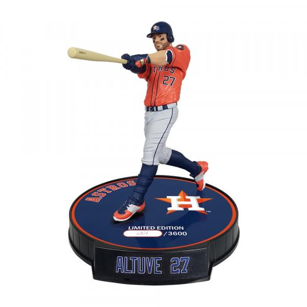 2019 José Altuve Houston Astros Limited Edition MLB Action Figur
