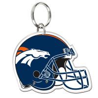 Denver Broncos Premium Helmet NFL Schlüsselanhänger
