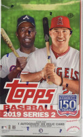 2019 Topps Series 2 Baseball Hobby Box MLB