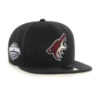 Arizona Coyotes Sure Shot Snapback NHL Cap
