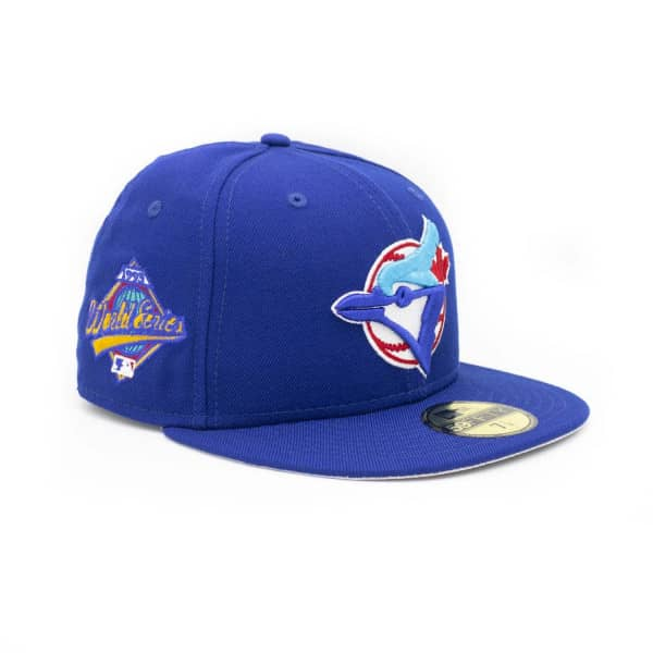 Toronto Blue Jays 1993 World Series Cooperstown 59FIFTY MLB Cap