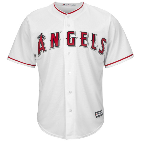 Los Angeles Angels Cool Base MLB Trikot Home