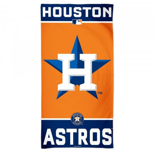 Houston Astros Baseball MLB Strandtuch