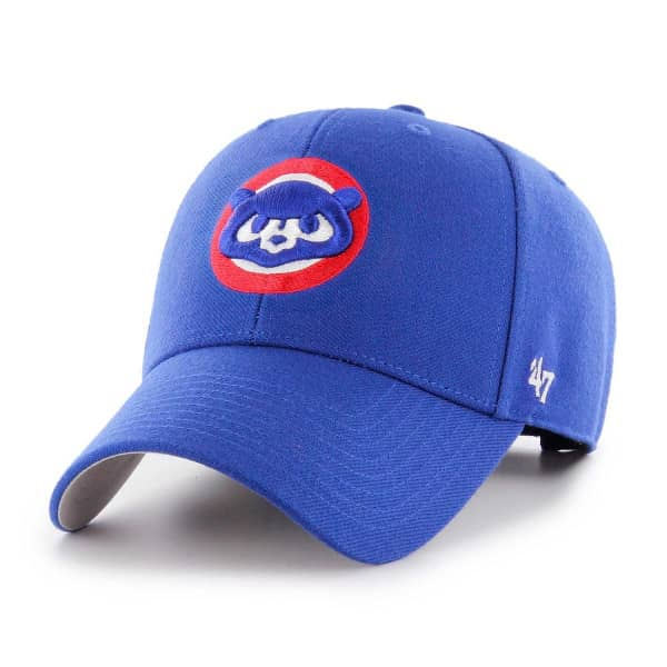 outlet store bc470 f9a7d Chicago Cubs Cooperstown MVP Adjustable MLB Cap