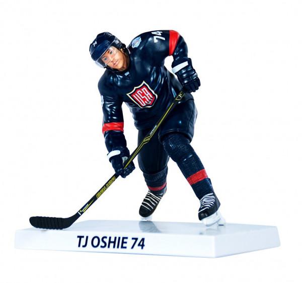 T.J. Oshie Team USA WCH 2016 NHL Figur (16 cm)