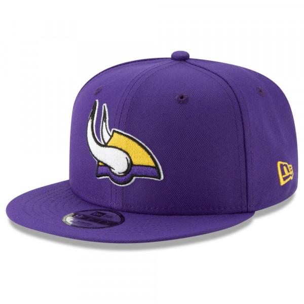 Minnesota Vikings Logo Elements 9FIFTY Snapback NFL Cap
