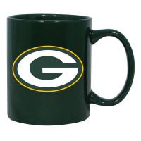 Green Bay Packers Team Logo NFL Becher (325 ml)