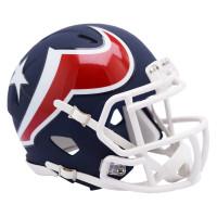 Houston Texans AMP Alternate NFL Speed Mini Helm