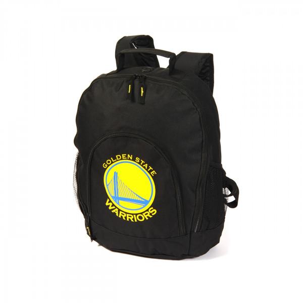 Golden State Warriors Black NBA Rucksack